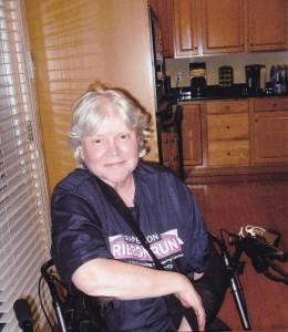 In memory of Sharon Iglesias